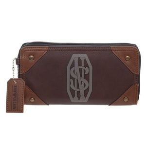 NEW Fantastic Beasts Newt Scamander Brown Wallet